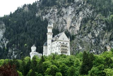 Мюнхен и замок Нойшванштайн