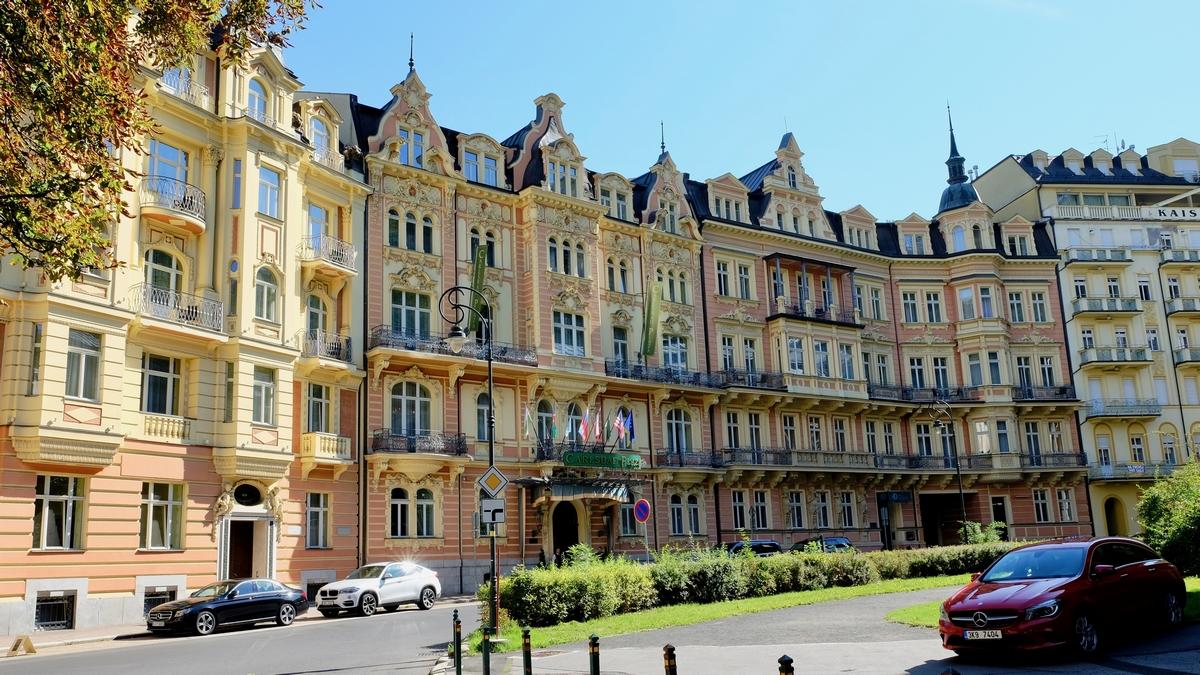 Hotel Karlsbad Plaza