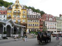 Лечебные курорты Чехии