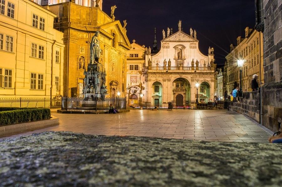 Чехия фото красивых мест